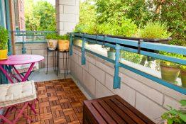 Балкон и тераса - разлики и използване