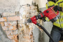 Основни правила при къртене на стени в жилището